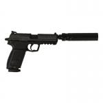 HK45T Pistol (Black)