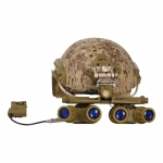 Fast Helmet with GPNVG-18 Night Vision Goggle (AOR1)