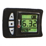 Air Speed Indicator (Black)
