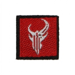 US Navy Seal Team VI Devgru Red Team Patch (Red)