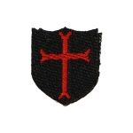 Devgru Seals Knights Patch (Black)