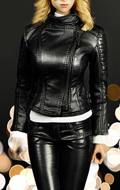 Female Biker Set (Black)