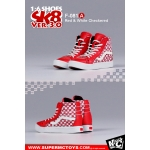 Chaussures Sk8 Ver. 3.0 (Rouge)