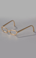 Female Glasses (Gold)