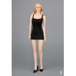 Dress and Underwear Set (Black)