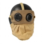 LTN Gas Mask with Diecast Storage Box (Beige)