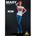 Female Mary Set (White)