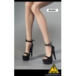 Female Heeled Shoes (Black)