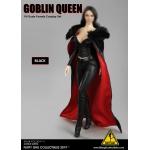 Female Goblin Queen Set (Black)