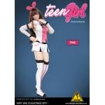Set Teen Girl Femme (Blanc)