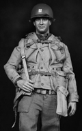 2nd Ranger Battalion France 1944 - US Ranger Captain
