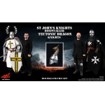 Pack St John's Knight Hospitaller & Teutonic Dragon Knight