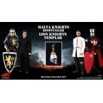 Malta Knight Hospitaller & Lion Knight Templar Pack