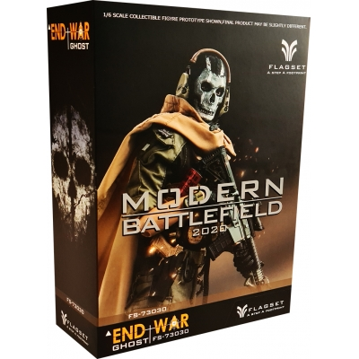 Modern Battlefield 2020 : End War V - Ghost