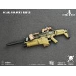 Mk17 Scar Assault Rifle (Sand)