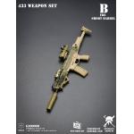 Fusil d'assaut 433 canon court (Sable)