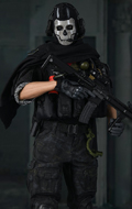 Secret Operative Phantom (Multicam Black Version)