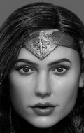 Wonder Girl Headsculpt (Pale Version)