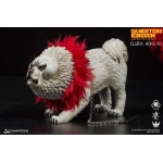 Gangsters Kingdom - Tibetan Mastiff Dog (White)
