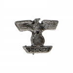 Diecast 1939 Remember Eagle Insigna (Grey)