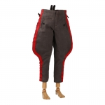 General Officer Breeches Pants (Grey)
