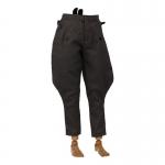 Pantalon culotte de cheval Md 35 (Gris)