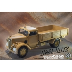 Sd.Kfz.305 Opel Blitz Truck Cargo Version (Sable)