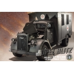 Sd.Kfz.305 Opel Blitz Truck Ambulance Version (Gris)