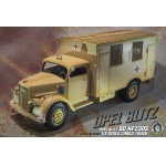 Sd.Kfz.305 Opel Blitz Truck Ambulance Version (Sable)