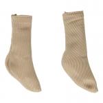 Socks (Beige)