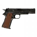 Diecast Colt 45 M1911 Pistol (Black)