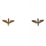 USAAF Officer Branch Collar Insignias (Bronze)