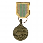 Diecast European African Middle Eastern Campaign Medal (Bronze)