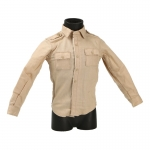 Chino Shirt (Beige)