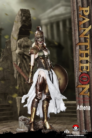 Pantheon - Athena Goddess Of Wisdom