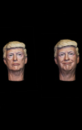 The President Headsculpts
