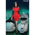 Set robe fashion Femme (Rouge)