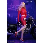 Set vêtements de soirée Femme (Rouge)