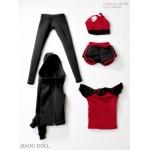 Set vêtements de Yoga Femme (Rouge)