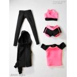 Set vêtements de Yoga Femme (Rose)