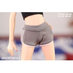 Female Sport Short (Coyote)