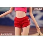 Female Sport Short (Red)