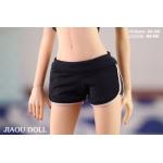 Short de sport Femme (Bleu)