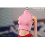Female Short T-shirt (Pink)
