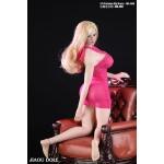 Female Hip Dress (Pink)