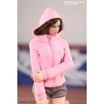 Female Hoodie (Pink)