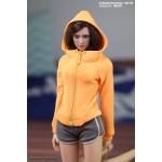 Female Hoodie (Orange)