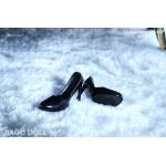 Female High Heeled Shoes (Black)