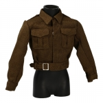 M37 P40 British Jacket (Brown)
