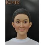 Asian Female Headsculpt